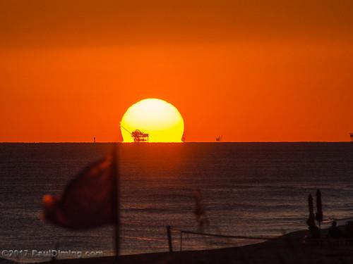 alabama baldwincounty baldwincountyalabama d7000 dailyphoto fall gulfshores gulfshoresalabama gulfshoresbaldwincounty gulfofmexico landscape pauldiming sunset beach sunsets unitedstates