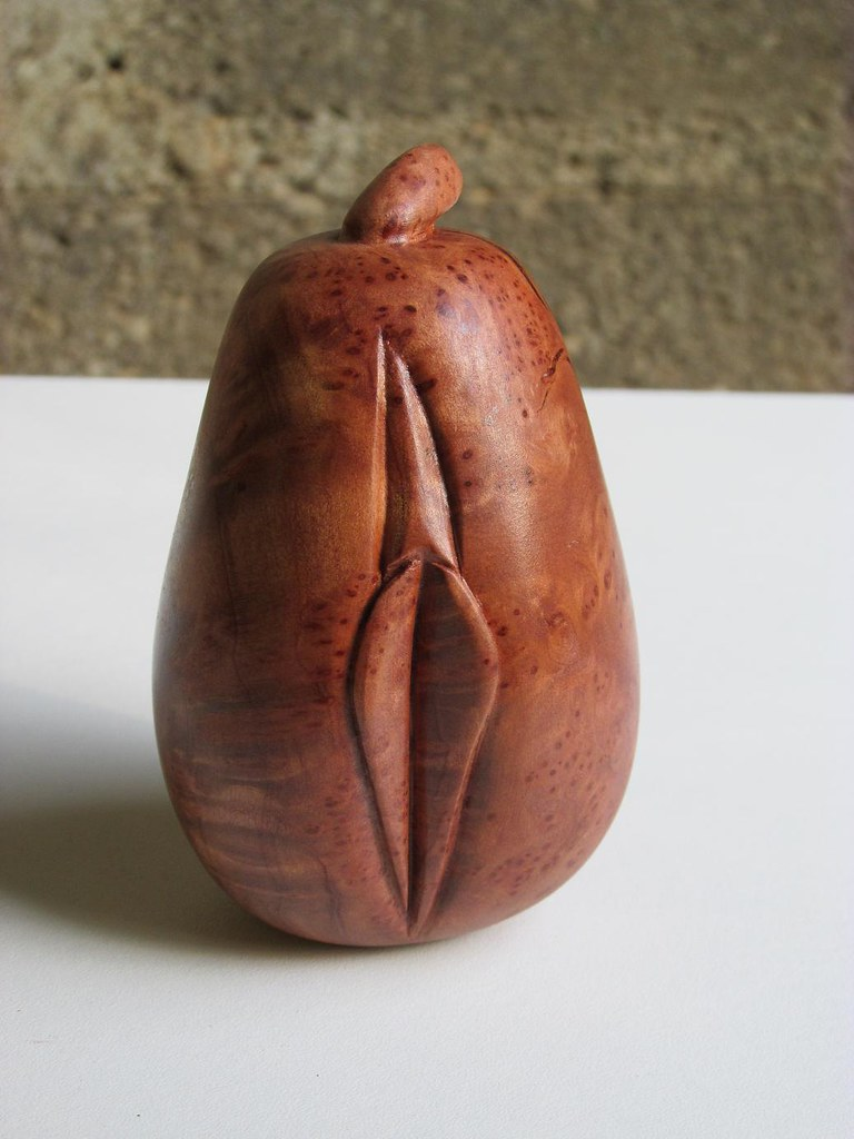 Pussy And Fruit