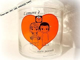 L'AMORE E' by KIM 1971 Barattolo