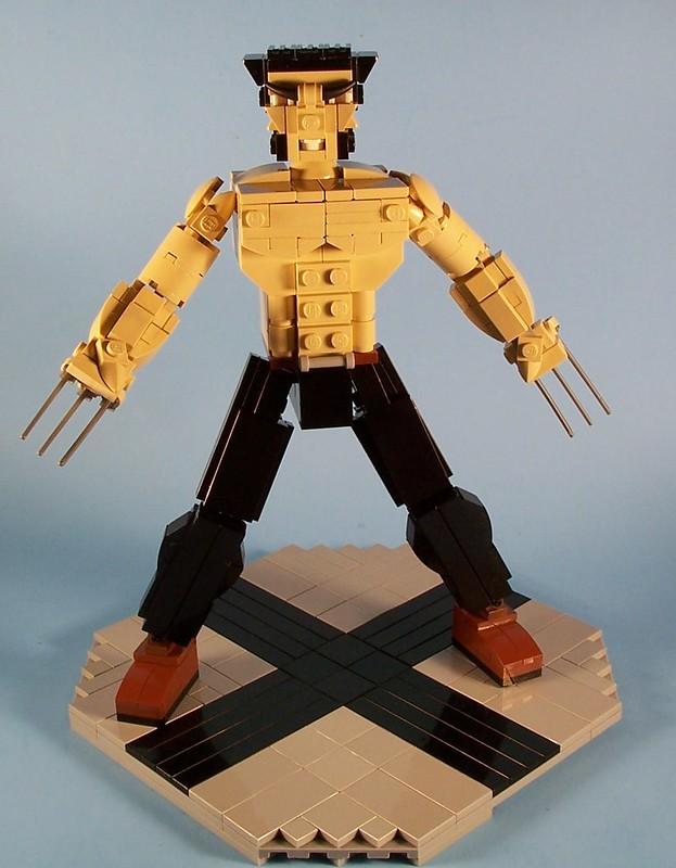 Wolverine (Midi-Mood Scale) 1