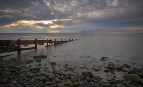 aberaeron westwales wales pebbles irishsea cardiganbay shinglebeach seascape rocks