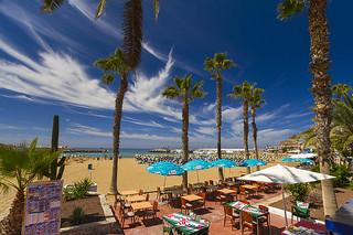 Gran Canaria, Puerto Rico, beach, Playa, Strand
