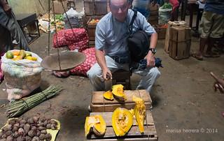 Colombo. Manning market.