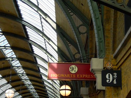 Kings Cross Station - Harry Potter | by Studio Sarah Lou