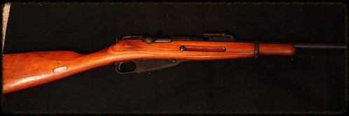 New England Westinghouse Co. 1915r Mosin-Nagant