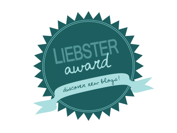 I got nominated! Liebster Award