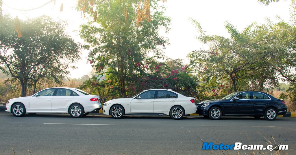 Audi A4 Vs Bmw 3 Series Vs Mercedes C Class 11 Faisal A Khan Flickr