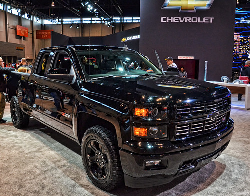 2015 Chevrolet Silverado 1500 Midnight Special Photo