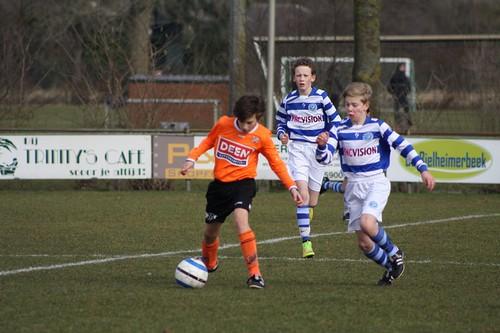 De Graafschap D2 - FC Volendam D2