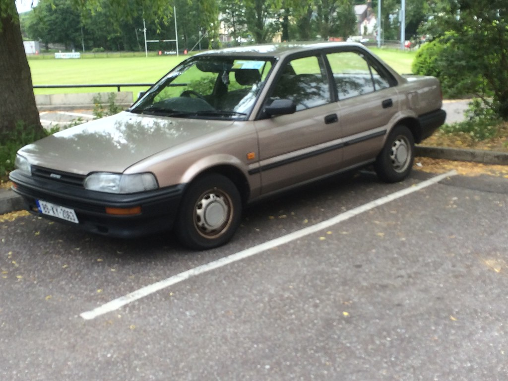 Kelebihan Kekurangan Toyota Corolla 1989 Murah Berkualitas