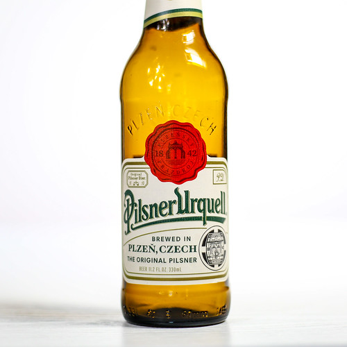 Pilsner Showdown Beers - Plzeňský Prazdroj - Pilsner Urquell   by fourbrewers