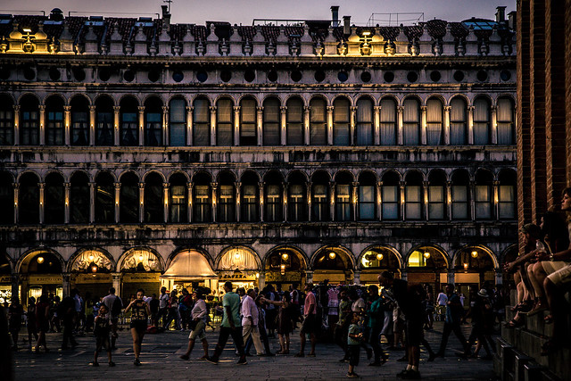San Marco Square (Venezia)