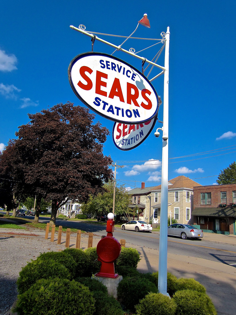 H P  Sears Oil Company, Rome, NY | H P  Sears Oil Company, S