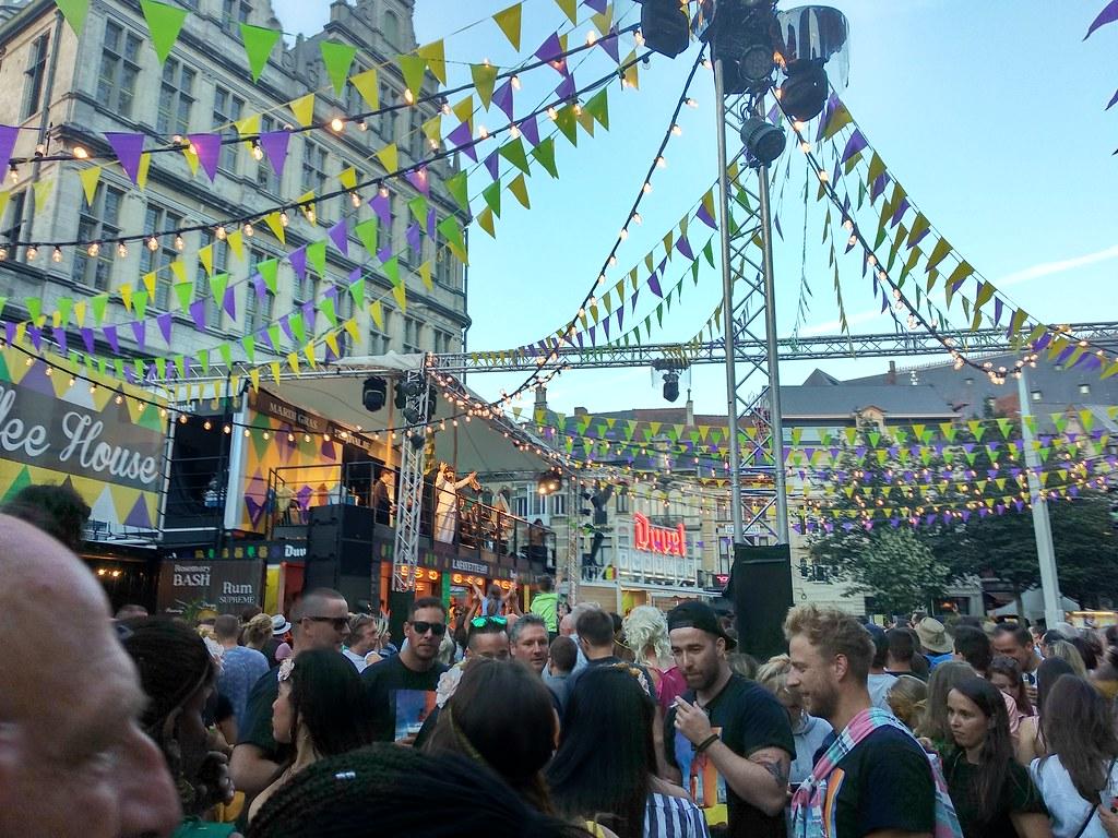 Mardi Gras Gante 2018