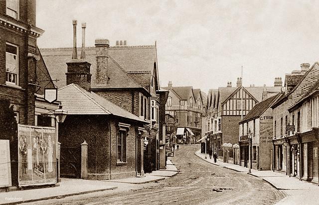 South Street, Bishops Stortford