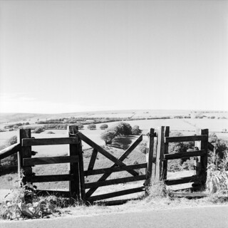 Gate I - Exmoor | by LarsHolte