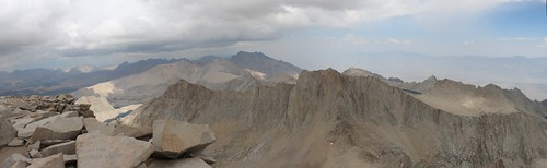 1599 Panorama view looking north from the summit of Mount Whitney | by _JFR_