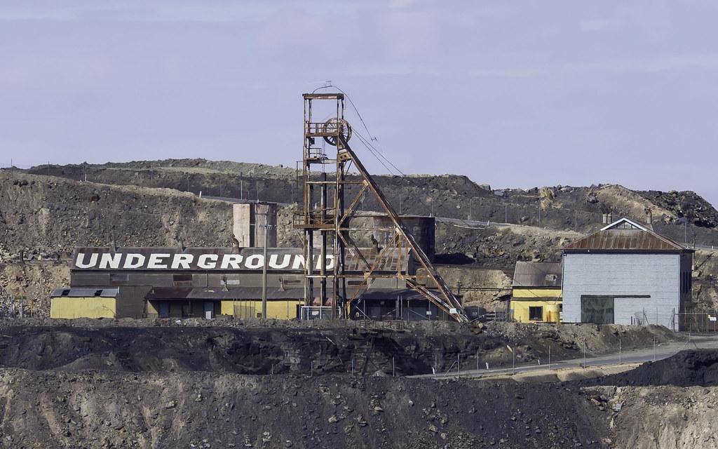 The Original Broken Hill Mine circa 1900 aka the Old Delpr… | Flickr