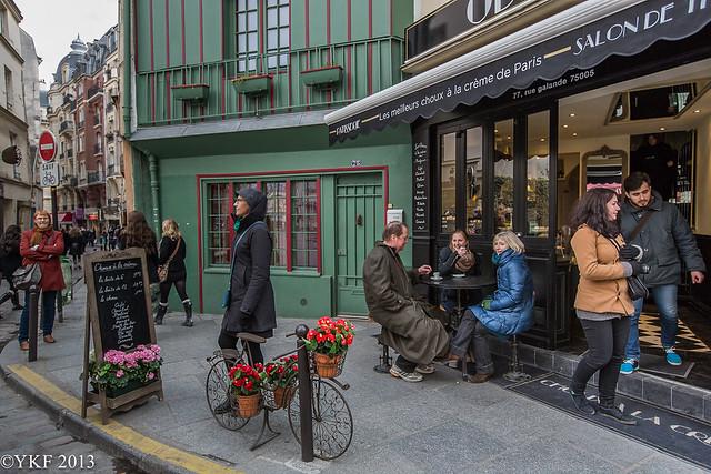 Quartier Saint-Michel, Paris