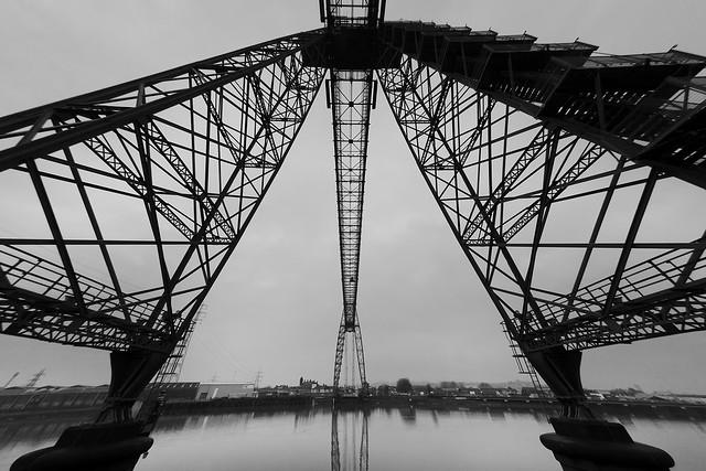Triangular, Newport Transporter Bridge.