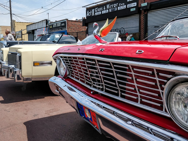 Ford Falcon Car Show