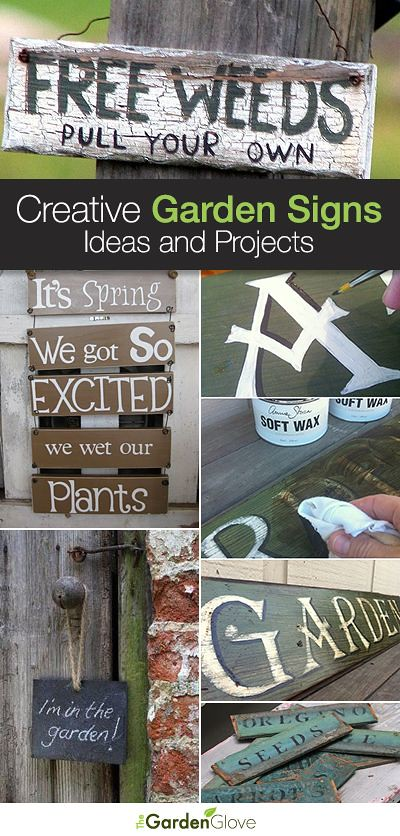 Best Ideas For Diy Crafts Creative Garden Sign Ideas And Flickr