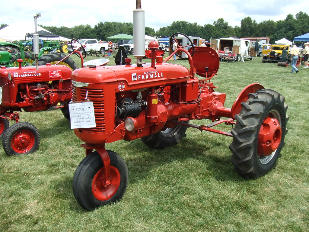 1944 Farmall type BN tractor