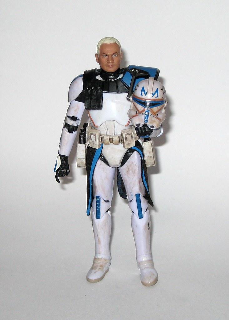 Star Wars Clone Wars The Black Series Clone Captain Rex 6-inch Action Figure