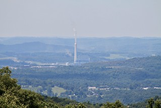 Longview Power Station from Snake Hill | by jmd41280