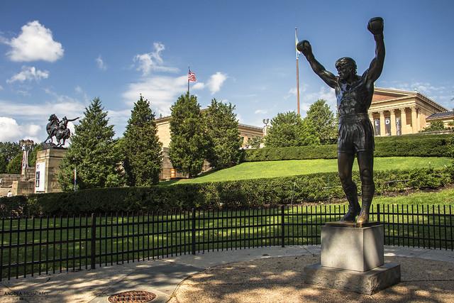 Rocky Balboa Statue - Philadelphia (Pennsylvania)