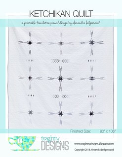 Ketchikan Quilt Pattern