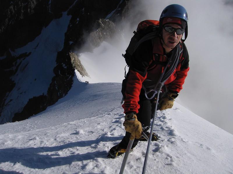 Darren Sheppard on the Biancograt