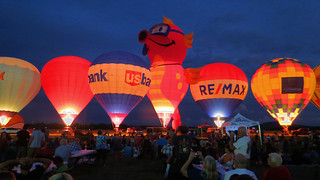 Balloon Glow 2018 | by siskokid