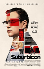 Suburbicon (film) | Slim Khezri ('Police Officer) | (2017)