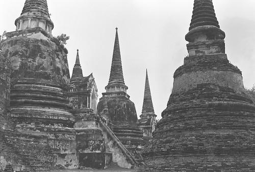 Ayutthaya, 2018   by dzroeseno