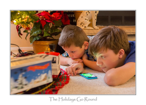 Watching the Holidays Go By ... | by Ken Krach Photography