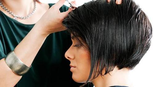 Gaya Rambut Pendek Untuk Wajah Bulat Wanita A Photo On Flickriver