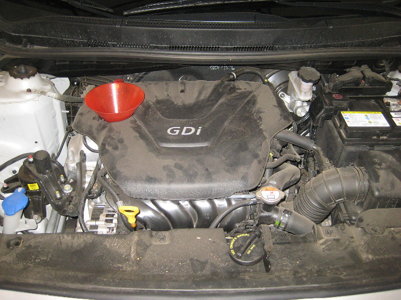 2013 Hyundai Accent Sedan - Gamma GDI 1 6L I4 Engine - Cha…   Flickr