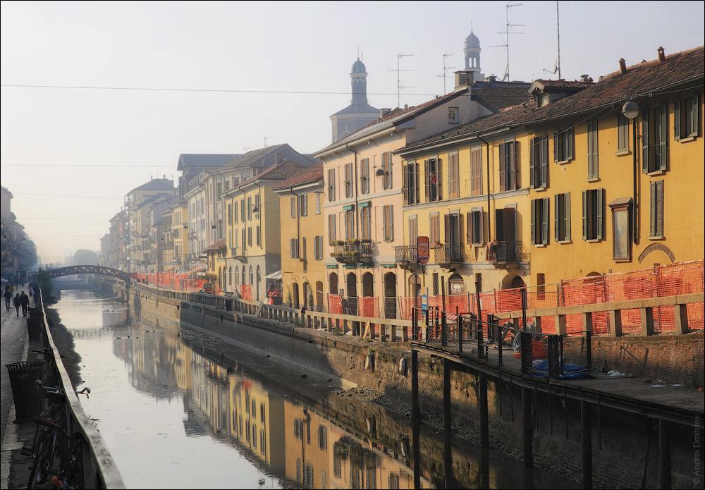Милан, Италия