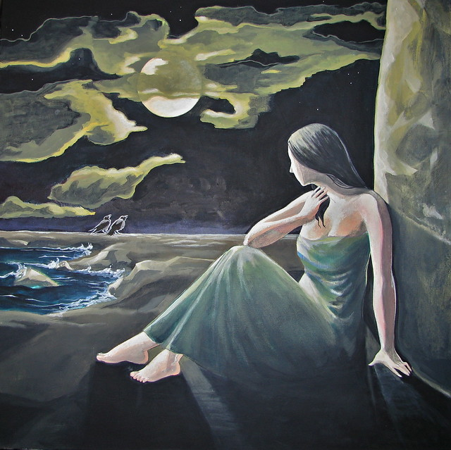 L'ultimo canto di Saffo -  The last Sappho's song - Le dernier chant de Sapho – Das letzte Lied von Sappho – O ultimo canto de Sáfo