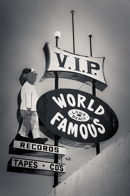 World Famous VIP Records