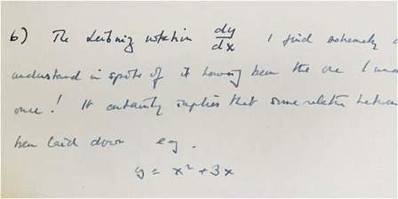 libreta de Alan Turing
