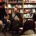Michele Cecchini  ha presentato Riccardo Bonacchi e il suo 'A - A Man From Mars' - Venerdì, 4 febbraio 2011 alla libreria Rinascita di via Ridolfi