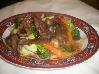 B16 Beef with Oyster Sauce | by Golden Gate Chinese Restaurant