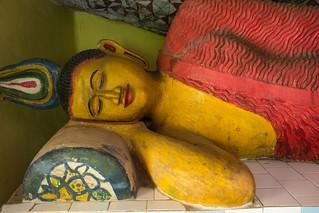 Sri Lanka. Ella. Rawana temple.