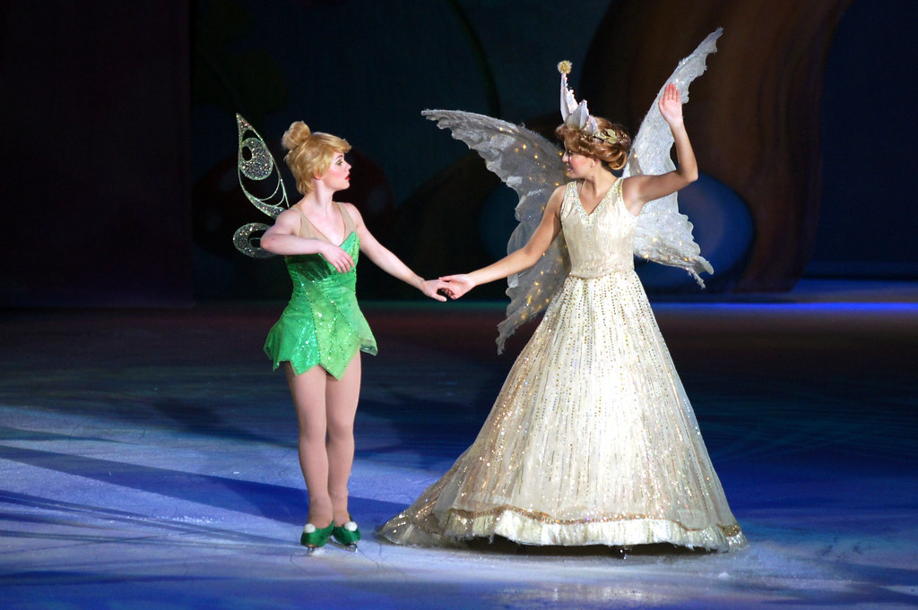 Queen Clarion \ Tinkerbell - Disney Fairies | Disney On Ice … | Flickr