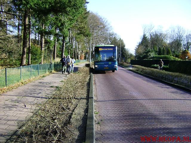 Baarn 40 Km    22-11-2008 (51)