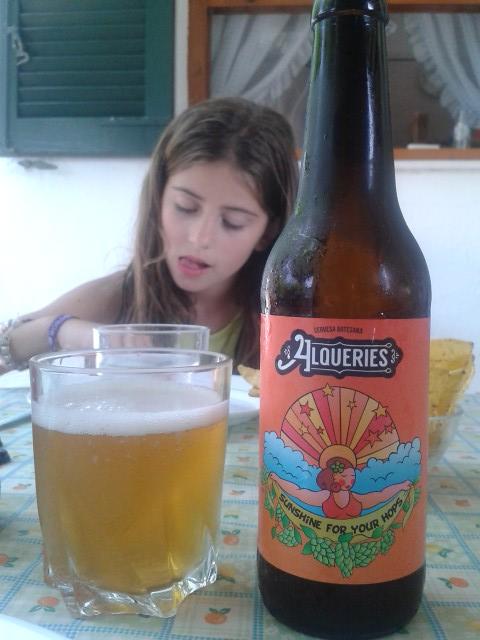4 Alqueries Sunshine for your hops