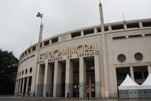 Estadio Municipal   by sottolestelle