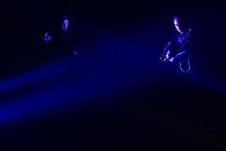 """Doppelgänger"" ³Macrophonics² (Donna Hewitt & Julian Knowles) NIME 2016 | by johnrobertferguson"